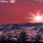 Oltre sfondi animati su Android My 3D fish, scarica apk gratis Snowfall by Top Live Wallpapers Free.