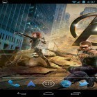 Scaricare sfondi in movimento The avengers per un desktop di telefoni e tablet.