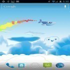 Oltre sfondi animati su Android Seeds of life, scarica apk gratis Whale trail.