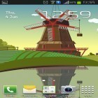 Oltre sfondi animati su Android Military aircrafts, scarica apk gratis Windmill and pond.