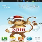 Oltre sfondi animati su Android Jumpgate, scarica apk gratis Year of the monkey.