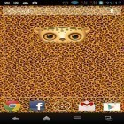 Oltre sfondi animati su Android Cute cat by Live Wallpapers 3D, scarica apk gratis Zoo: Leopard.