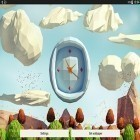 Oltre sfondi animati su Android Electric screen by iim mobile, scarica apk gratis Live clock.